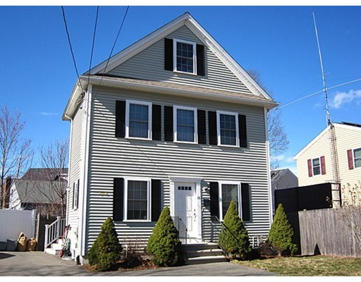 16 LAKEVIEW AVENUE, Waltham, MA 02451