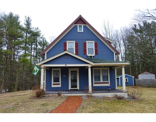 Single Family Home for Sale at 26 Rockwood Road Norfolk, Massachusetts 02056 United States