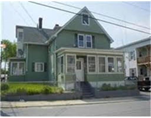واحد منزل الأسرة للـ Sale في 136 Clarendon Street 136 Clarendon Street Fitchburg, Massachusetts 01420 United States