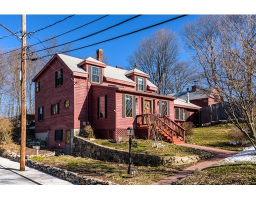 Single Family Home for Sale at 63 Johnson Street Boston, Massachusetts 02132 United States