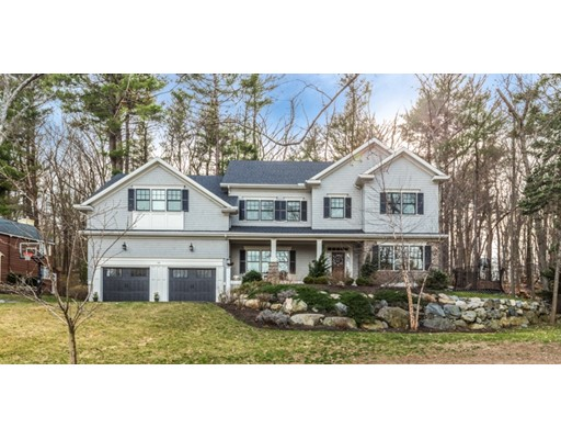 Single Family Home for Sale at 34 Colony Road Lexington, Massachusetts 02420 United States