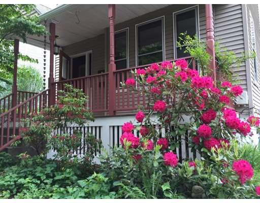 Multi-Family Home for Sale at 9 Chapel Street Somerville, Massachusetts 02144 United States