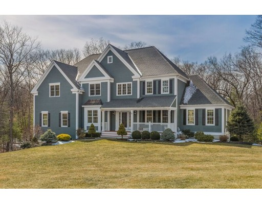 Single Family Home for Sale at 6 TEN ROD WAY North Reading, Massachusetts 01864 United States