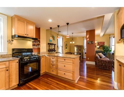 Condominium for Sale at 9 Chapel Street Somerville, Massachusetts 02144 United States