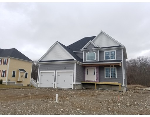 Частный односемейный дом для того Продажа на 6 Nicholas Drive Attleboro, Массачусетс 02703 Соединенные Штаты