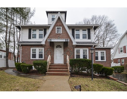 Single Family Home for Sale at 193 Playstead Road Medford, Massachusetts 02155 United States