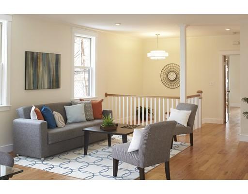 Condominium for Sale at 7 Gould Avenue Somerville, Massachusetts 02143 United States