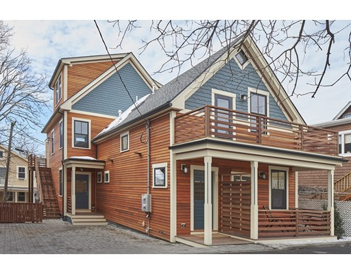 Multi-Family Home for Sale at 7 Gould Avenue Somerville, Massachusetts 02143 United States