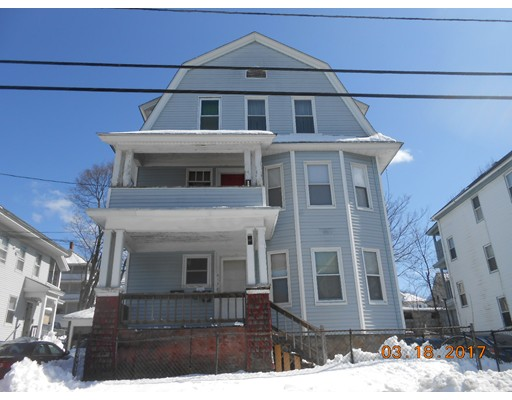 Multi-Family Home for Sale at 417 High Street Lawrence, 01841 United States