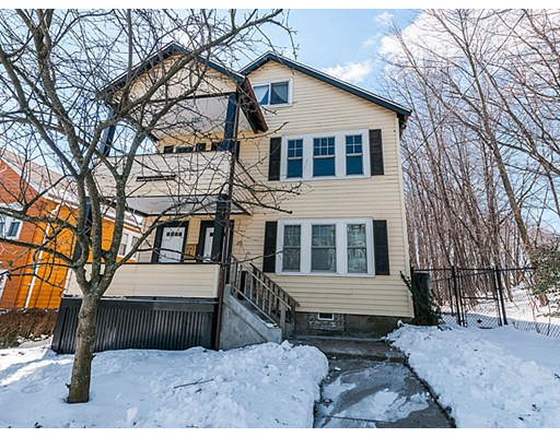Multi-Family Home for Sale at 273 Parker Hill Avenue Boston, Massachusetts 02120 United States