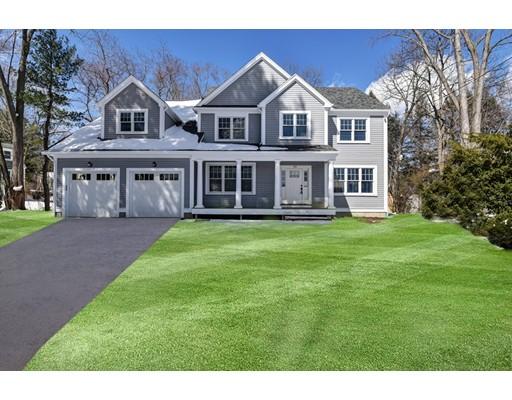 Single Family Home for Sale at 39 MALLARD Road Needham, Massachusetts 02492 United States
