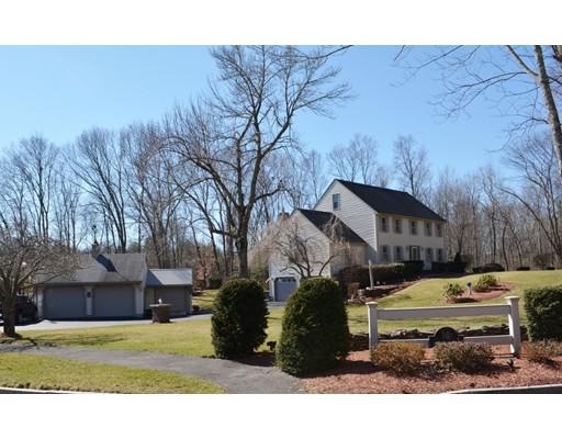 Casa Unifamiliar por un Venta en 18 Cowell Street Plainville, Massachusetts 02762 Estados Unidos