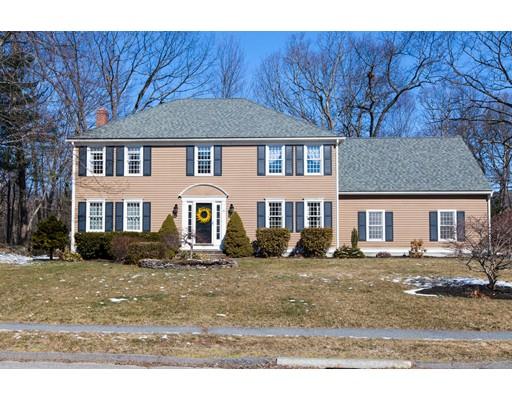 Single Family Home for Sale at 36 Lamplighter Drive Shrewsbury, Massachusetts 01545 United States