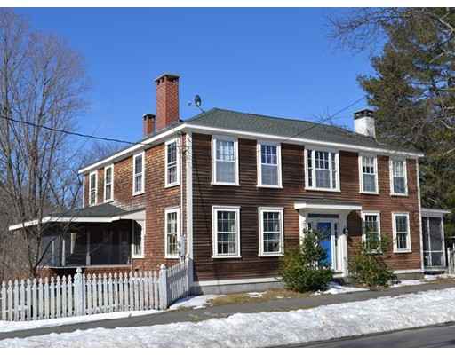Single Family Home for Sale at 461 Main Street Groveland, Massachusetts 01834 United States