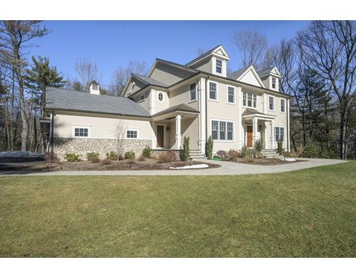 Single Family Home for Sale at 33 Colchester Weston, Massachusetts 02493 United States