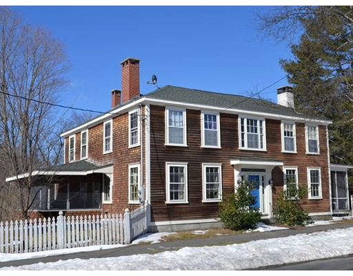 Multi-Family Home for Sale at 461 Main Street Groveland, Massachusetts 01834 United States