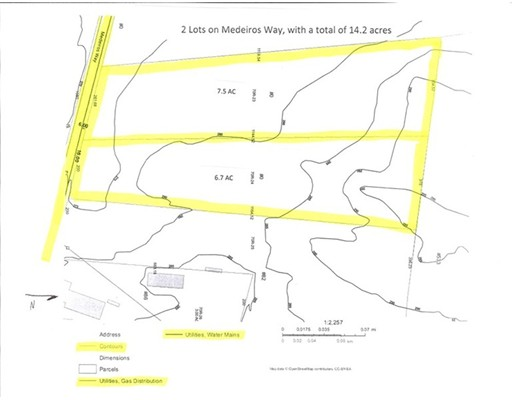 0 Medeiros Way (Summit Lock Rd), Westfield, MA, 01085