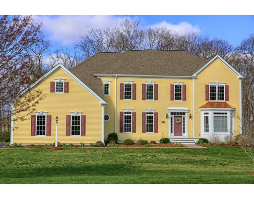 Single Family Home for Sale at 100 Canterbury Hill Road Acton, Massachusetts 01720 United States