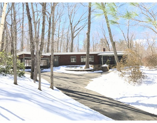 独户住宅 为 销售 在 84 Burbank Avenue Warren, 01083 美国
