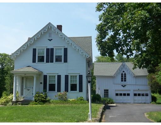 Casa Unifamiliar por un Alquiler en 33 North Main Street Freetown, Massachusetts 02702 Estados Unidos
