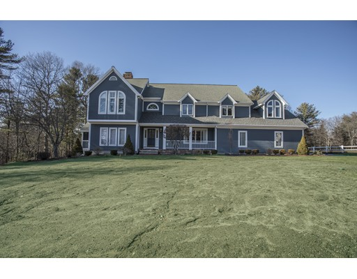 Single Family Home for Sale at 24 Lounsbury Drive Raynham, Massachusetts 02767 United States