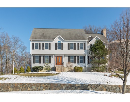 Single Family Home for Sale at 28 Jennings Circle Peabody, Massachusetts 01960 United States