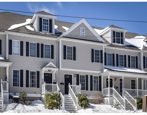 Condominium for Sale at 42 Washington Street Natick, Massachusetts 01760 United States