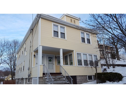 Multi-Family Home for Sale at 47 Rockwell Street Malden, Massachusetts 02148 United States