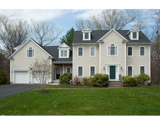 Single Family Home for Sale at 25 Stratford Road Canton, Massachusetts 02021 United States