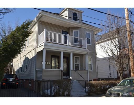 Multi-Family Home for Sale at 10 Boston Avenue Somerville, Massachusetts 02144 United States