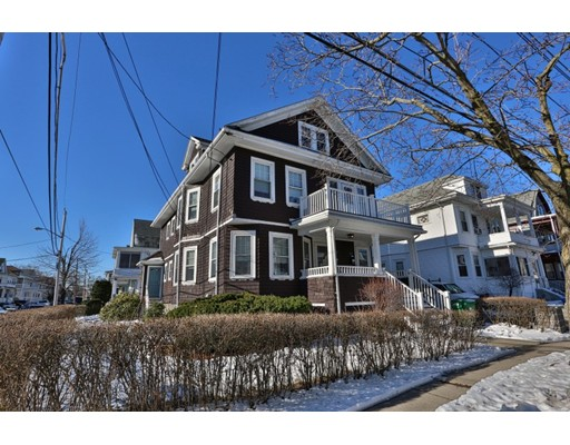 Multi-Family Home for Sale at 219 Central Avenue Medford, Massachusetts 02155 United States