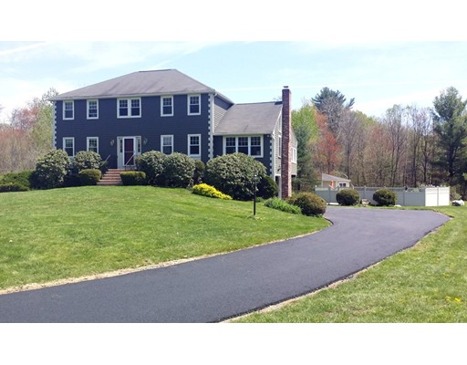 Single Family Home for Sale at 41 Apple Blossom Lane Stow, Massachusetts 01775 United States