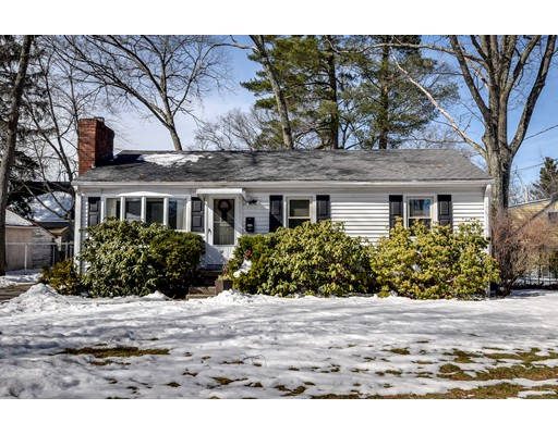 Single Family Home for Sale at 14 Keane Road Natick, Massachusetts 01760 United States