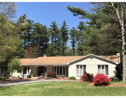Single Family Home for Sale at 168 Sherwood Lane Raynham, Massachusetts 02767 United States