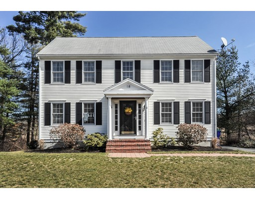 Single Family Home for Sale at 18 Franklin Hunt Road Rockland, Massachusetts 02370 United States