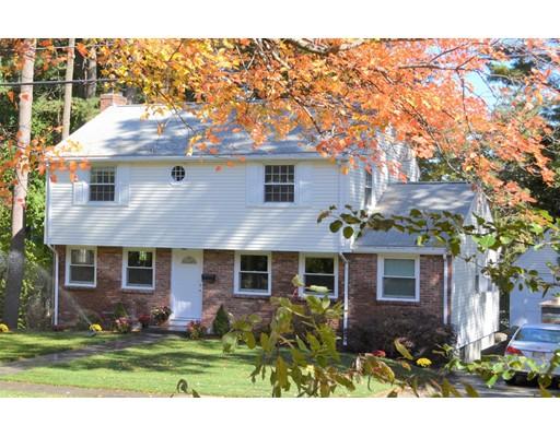 Single Family Home for Sale at 1044 Webster Street Needham, Massachusetts 02492 United States