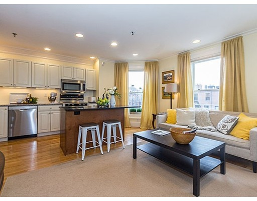 373 Marlborough St 4, Boston, MA 02115