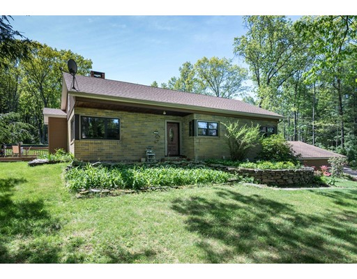 Single Family Home for Sale at 350 College Highway Southampton, Massachusetts 01073 United States