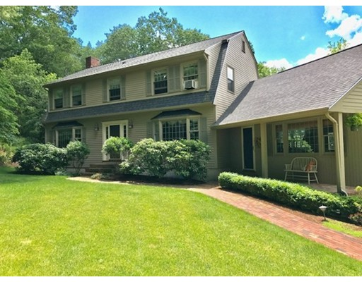 Single Family Home for Sale at 36 Alderbrook Drive Topsfield, Massachusetts 01983 United States