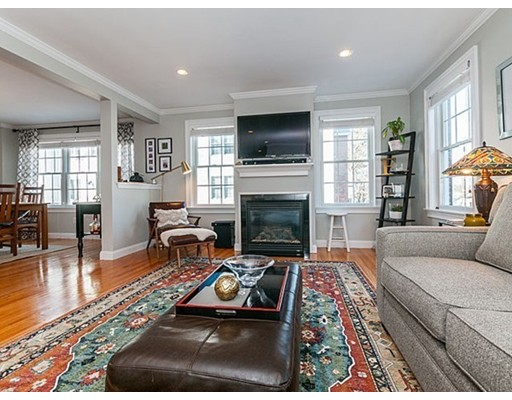Single Family Home for Sale at 67 Washington Street Wellesley, Massachusetts 02481 United States