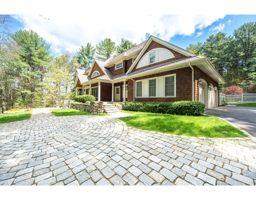 Single Family Home for Sale at 65 Spruce Hill Road Weston, Massachusetts 02493 United States