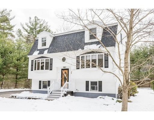Single Family Home for Sale at 154 Alabama Road Tewksbury, Massachusetts 01876 United States