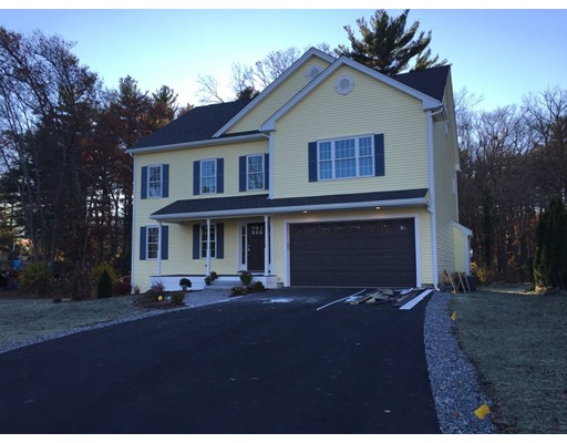 Single Family Home for Sale at 1 Corbett Drive Burlington, Massachusetts 01803 United States