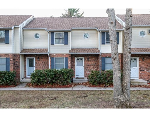 Condominium for Sale at 18 Cranberry Hollow Enfield, Connecticut 06082 United States