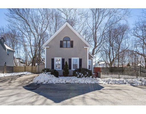 Single Family Home for Sale at 50 Linden Street Rockland, Massachusetts 02370 United States