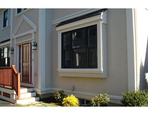 Single Family Home for Sale at 7 Auburn Street Newton, Massachusetts 02465 United States