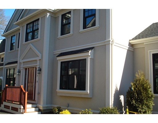Condominium for Sale at 7 Auburn Street Newton, Massachusetts 02465 United States