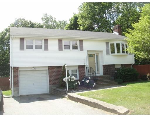 Single Family Home for Sale at 413 Hosmer Street Marlborough, Massachusetts 01752 United States