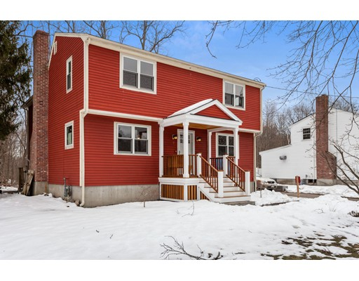Single Family Home for Sale at 7 Madison Street Natick, Massachusetts 01760 United States