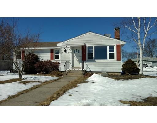Single Family Home for Sale at 41 Angela Avenue Shrewsbury, Massachusetts 01545 United States